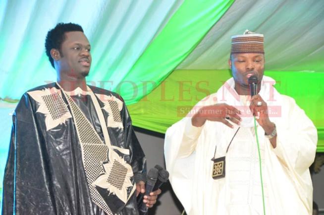 130 images du GAMOU: Mouhamed Abdalah Thiam de la Fondation Keur Rassoul a célébré la nuit du prophète PSL aux Almadies.