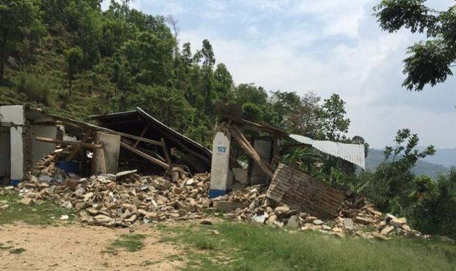 France: 04 victimes dans un tremblement de terre près de Montélimarn