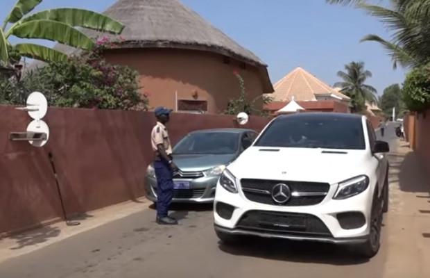 Arrivée des « Lions » à l'hôtel Lamantin Beach : Cheikhou Kouyaté, Racine Coly, Loum Ndiaye et Cie ont rallié la tanière