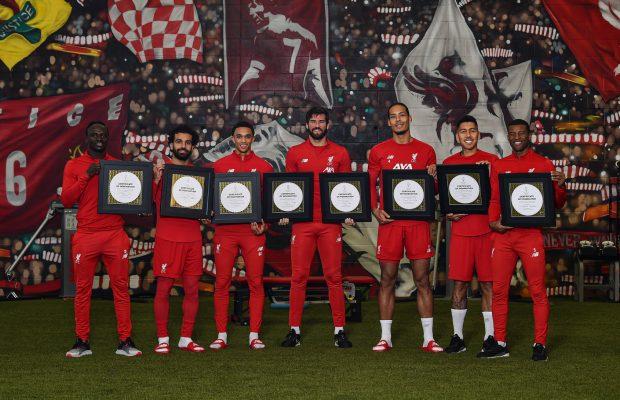 Premier League : un nouveau record de prestige pour Sadio Mané