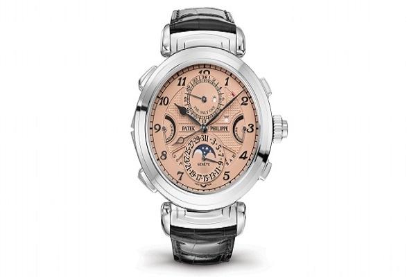 Suisse: La montre la plus chère du monde vendu à un prix record