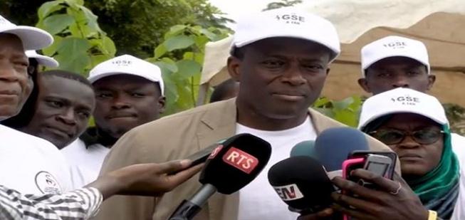 "JOURNEE CONSULTATION MEDICALE GRATUITE - Aboubacar Sadikh BEYE (DG Port de Dakar): ""Santé dafa am solo, soko amoul do meunn dara motakh..."""