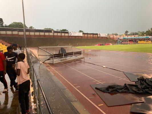 ESwatini Vs Sénégal : en images, les dégâts causés par la pluie