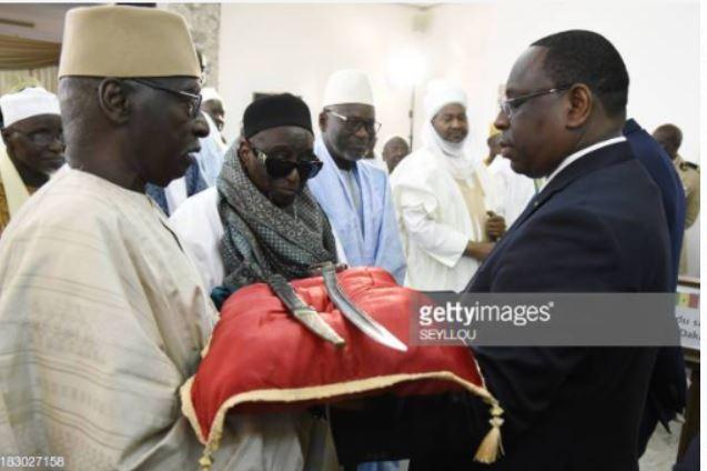 Discours du Président Macky Sall lors de la cérémonie pour la restitution du sabre d'El Hadji Oumar Foutiyou TALL
