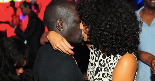 La Face cachée de Bu Thiam, le frère de Akon, qui dévoile sa petite amie