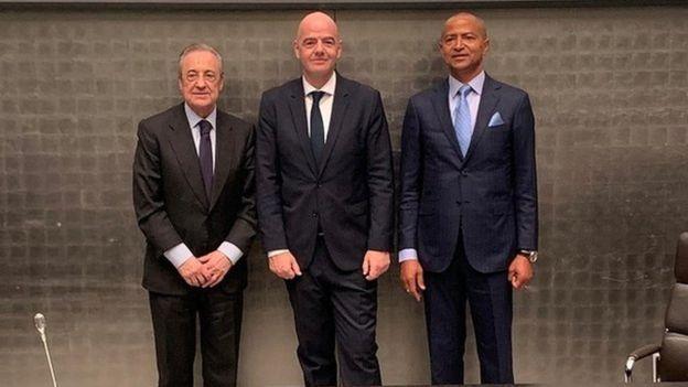 Fifa: Moise Katumbi nommé vice-président de l'Association mondiale des clubs de football