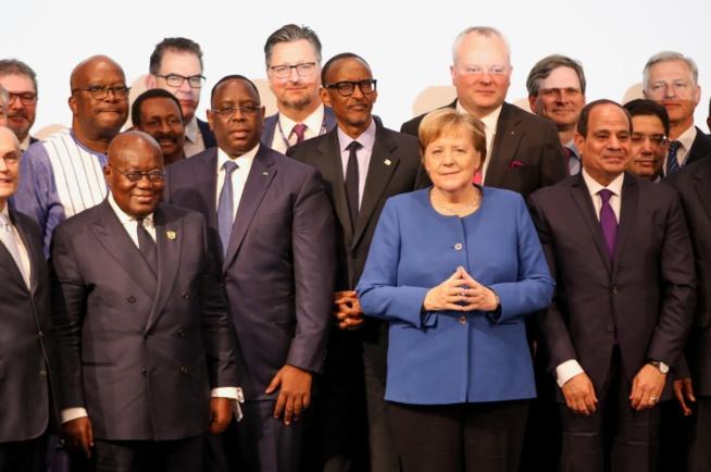 Sommet G20 : Quelques images du président Macky Sall à Berlin