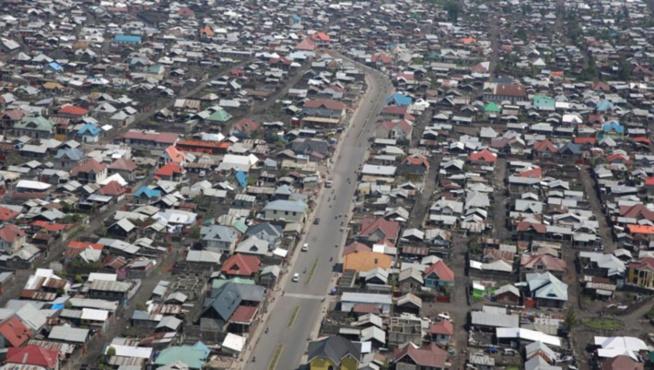 RDC: un petit avion s'écrase sur un quartier populaire de Goma