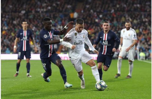 Real Madrid-PSG (2-2) : les Parisiens arrachent le nul et s'assurent la première place