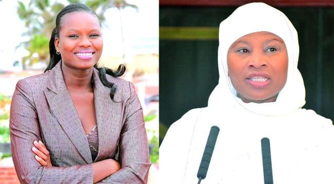 Assemblée nationale : Aïssata Tall Sall a cédé son siège Marième Soda Ndiaye