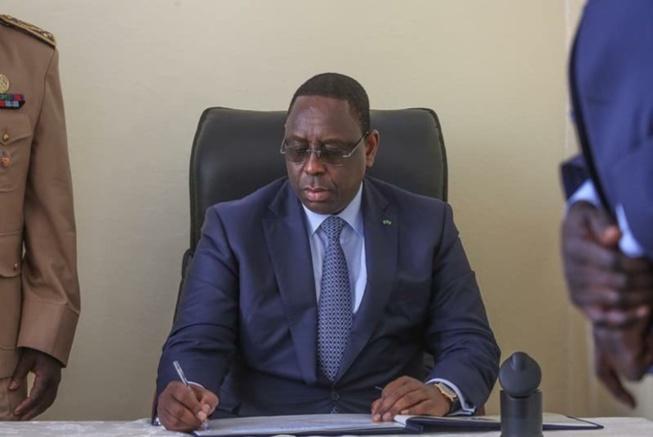Conseil des Ministres: Les nominations à titre de mesures individuelles