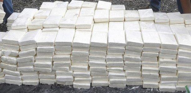 AIBD : de la cocaïne d'une valeur de 520 millions saisie par la Douane