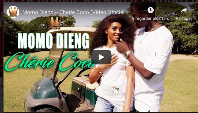 Momo Dieng -- Cherie Coco (Video Officielle)
