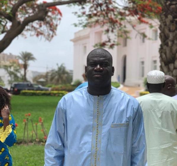 Guy Marius devant le Palais: Toubab Diop exige la démission du ministre de l'intérieur