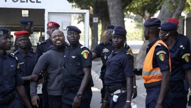 Arrestation de Guy Marius Sagna et Cie: Mame Mbaye Niang demande la fermeté de l'Etat