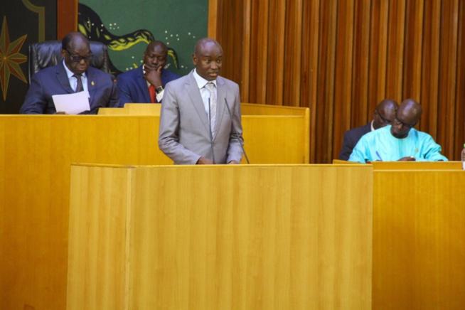 Aly Ngouille Ndiaye : «On n'a pas donné de récépissés à des associations d'homosexuels»