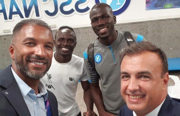 Sadio Mané 4ème: Découvrez la réaction inattendue de Habib Bèye