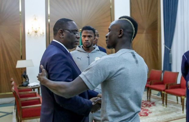 Réaction du Président Macky Sall « Mon cher Sadio »