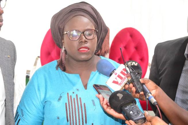La ministre du commerce Aminata A Diatta rassure la fédération nationale des boulangers du Sénégal que le décret d'assainissement du milieu avec la signature avec Eurogerm.