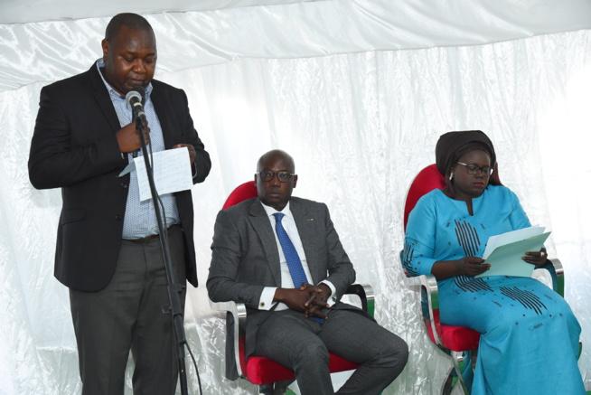 Le président de la fédération nationale des boulangers du Sénégal satisfait de la signature avec Eurogerm.