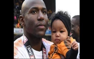 L'ancien joueur d'Arsenal, Benik Afobe perd sa fille de 2 ans