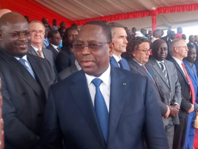 Air Sénégal: Macky Sall annonce l'arrivée de 8 nouveaux Airbus A 220-300 Neo