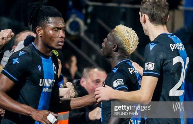 Coupe de Belgique: Regardez le but de Krépin Diatta qui a permis au Fc Bruges d'arracher le nul devant Ostender avant de l'éliminer lors de la séance des Tirs aux buts.