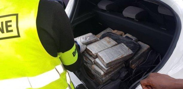 Nouvelle saisie de drogue : Un homme arrêté avec 1kg de cocaïne à Ziguinchor