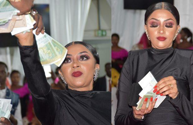 Terrou Bi: Regardez Le « Batré des Amoureux » Sokhna Aidara gâte son mari Wally Seck