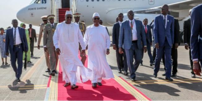 Photos : Les images de l'arrivée du Président Macky Sall au sommet de l'OMVS à Bamako