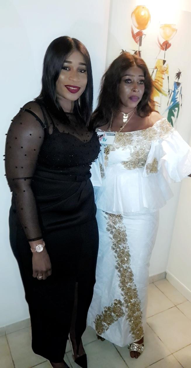 Aida Samb ravit la vedette au journée culturelle des jeunes FARABANTANG de Kafountine.
