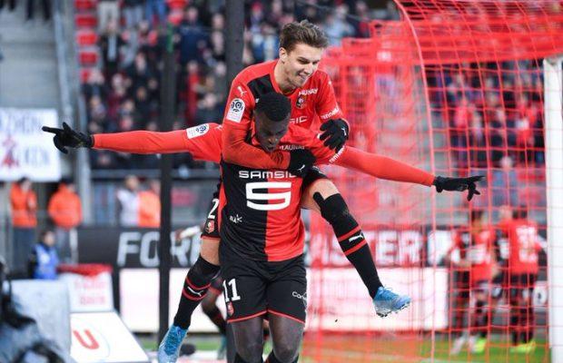 Rennes s'impose face à Angers (2-1) grâce à un doublé de Mbaye Niang…
