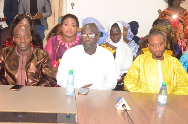 SARGAL ALIOU SALL: En images la regie de la mairie de la ville de Guédiawaye rend hommage à leur mentor.
