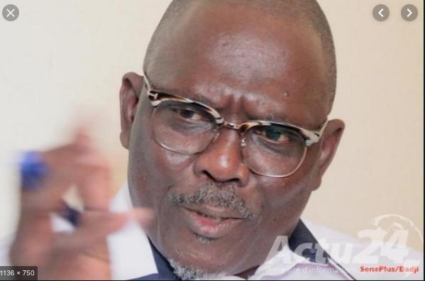 Rififi à l'APR : Moustapha Diakhaté indexe Macky Sall