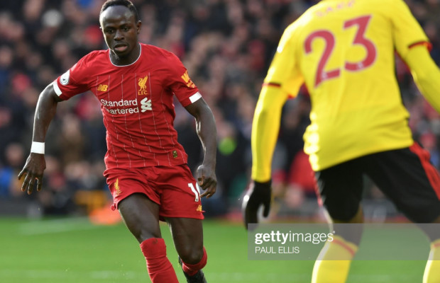 Liverpool/Watford : Auteur d'une magnifique passe décisive , but refusé de Sadio Mané