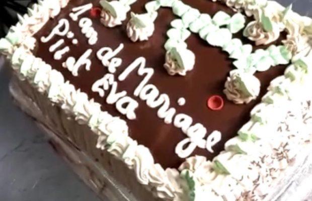 Anniversaire : Eva et pi fête leur première anniversaire de mariage