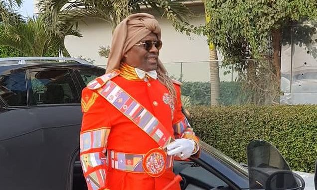 VIDEO-Serigne Modou Kara: « wax deug Yallah, Sénégal niit doufi meuna dem safara* … »
