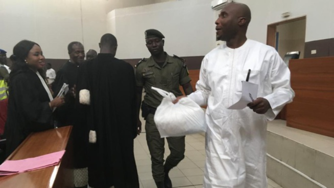 Affaire Ndiaga Diouf : Barthélémy Dias à nouveau devant la barre le 15 janvier prochain