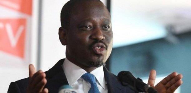Côte d'Ivoire: Mandat d'arrêt émis contre Guillaume Soro