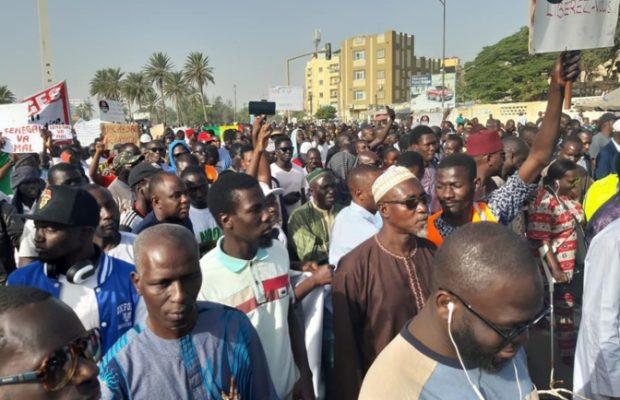 Louga : le collectif Nio Lank marche vendredi prochain