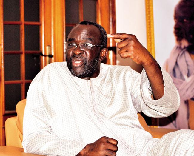 Moustapha Cissé Lô: « pourquoi j'ai rencontré le président Abdoulaye Wade »