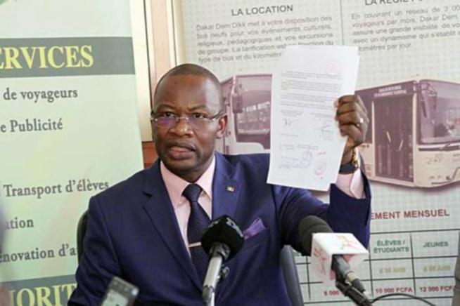 Dakar Dem Dikk: Syndicats et personnel vent debout contre le Directeur général