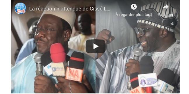 Moustapha Cissé Lô à Mbaye Ndiaye : « Personne ne me sermonne en public «