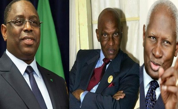 Macky Sall présente ses meilleurs voeux à Me Wade et Abdou Diouf…