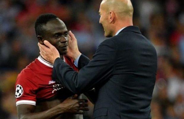 Mercato: Le Real Madrid aurait approché Sadio Mané