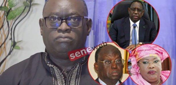 Vidéo- Me El Hadji Diouf défie Macky : » sama yone nékul si 3e mandat, en 2024, je serai… »