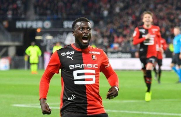 Ligue 1: Mbaye Niang sur le podium des meilleurs buteurs en 2019
