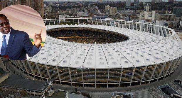 Les travaux du stade Olympique démarrent en janvier 2020