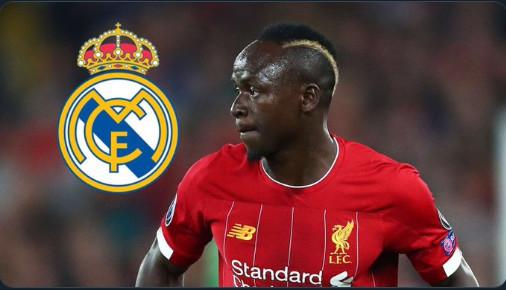 Breaking News : Les dirigeants du Real Madrid sont entrés en contact avec les représentants de Sadio Mane.