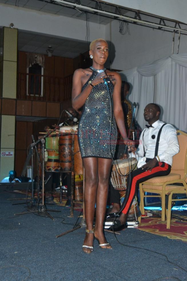 195 IMAGES: Comment les Gambiens ont accueillis Viviane Chidid dans sa tenue ultra sexy by Colé Faye Cobra Beauty Hair Shop